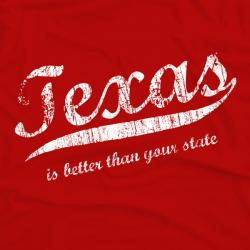 Texas is better than your state